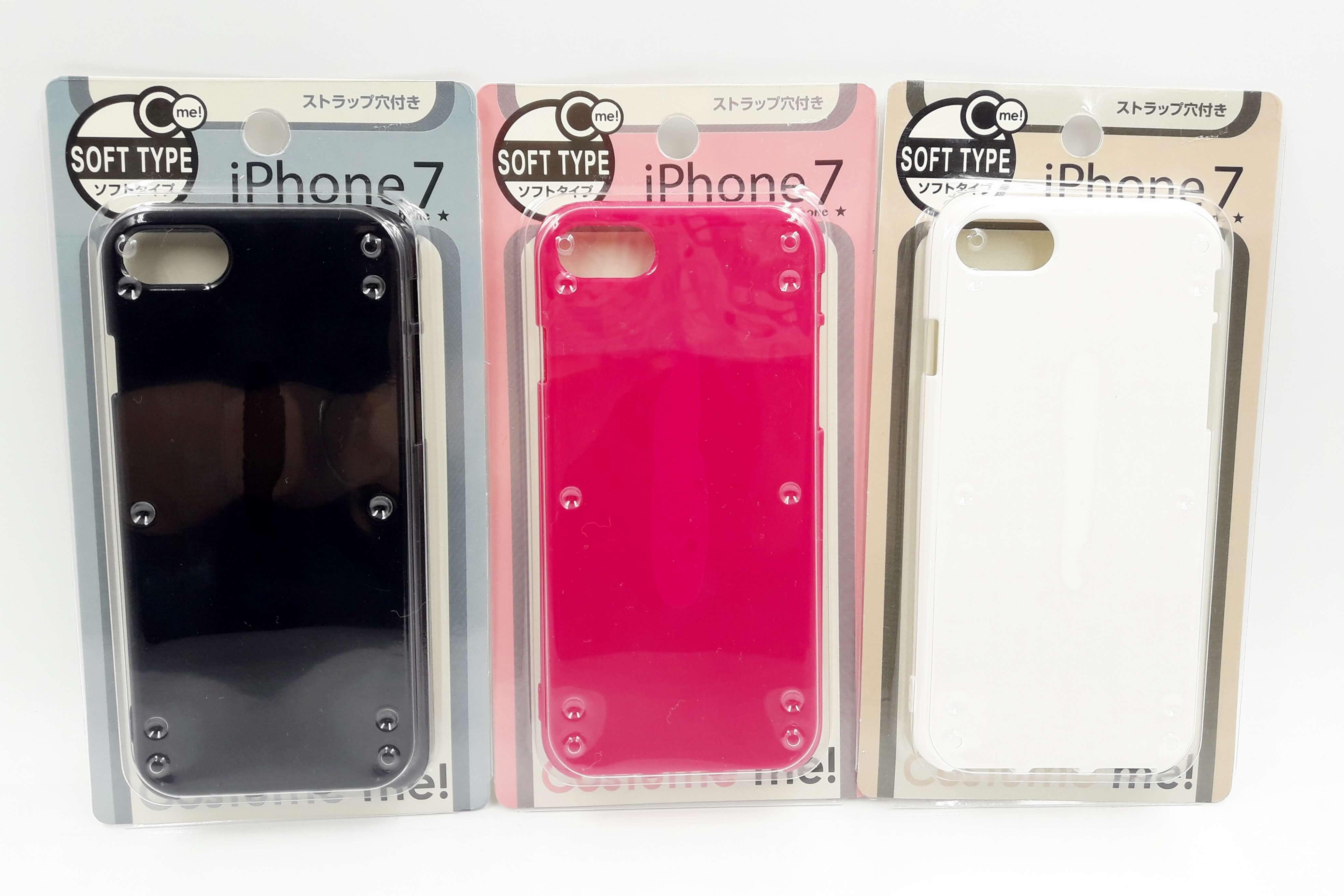 Ốp lưng iPhone 7 nhựa dẻo loại trơn (mẫu 1)