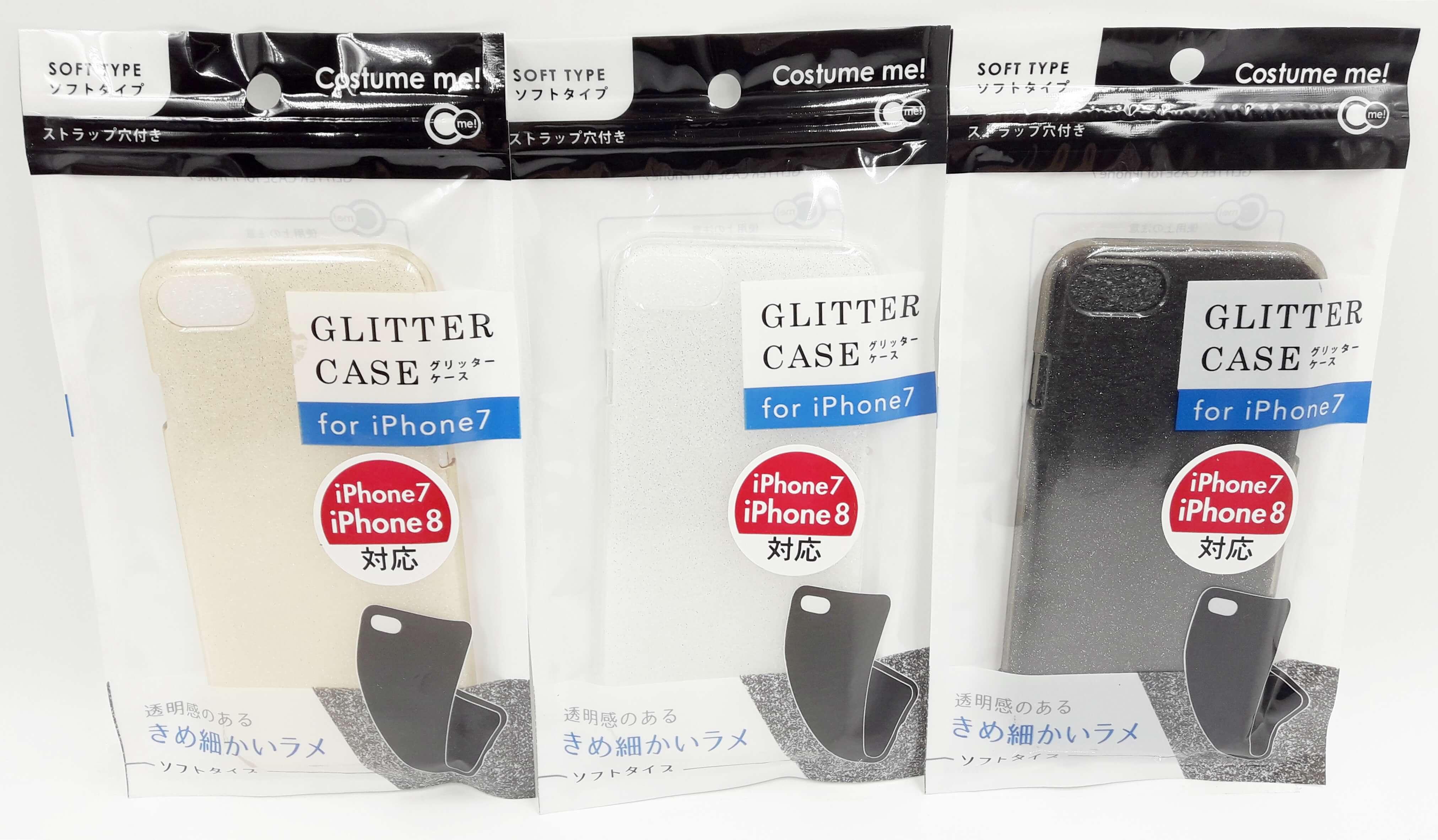 Ốp lưng iPhone 7 nhựa dẻo họa tiết ánh kim