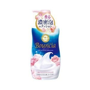 Sữa tắm Bouncia hương hoa hồng (550ml)