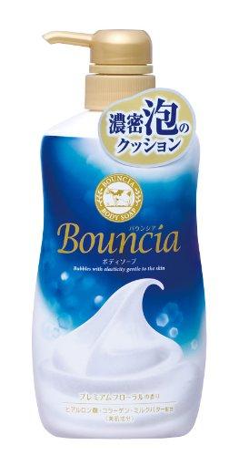 Sữa tắm Bouncia hương hoa cỏ (550ml)