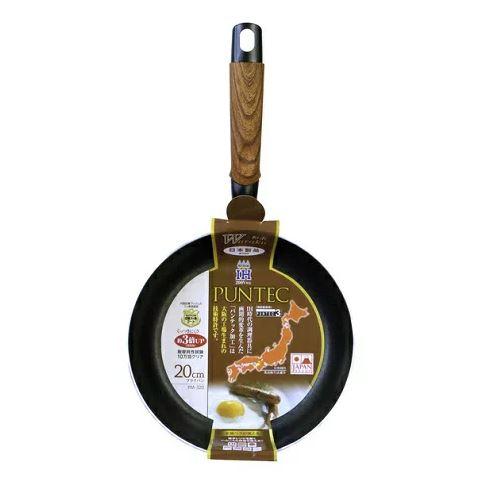 Chảo chống dính Puntec 24cm Made in Japan