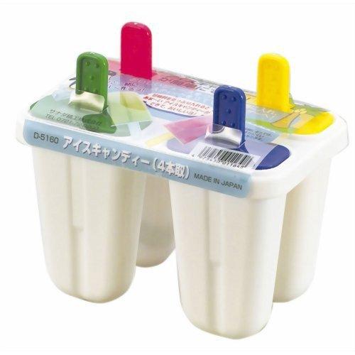 Khuôn làm kem 4 chiếc