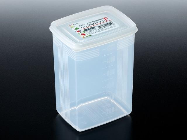 Hộp nhựa đựng thực phẩm nắp dẻo, dáng cao 1,3L Nakaya