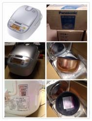 Nồi cơm cao tần Panasonic SR-HC104W