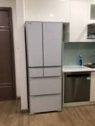 Tủ lạnh Hitachi R-XG51J-XW 505L