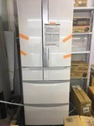 Tủ lạnh nội địa Hitachi R-F48HGT2018