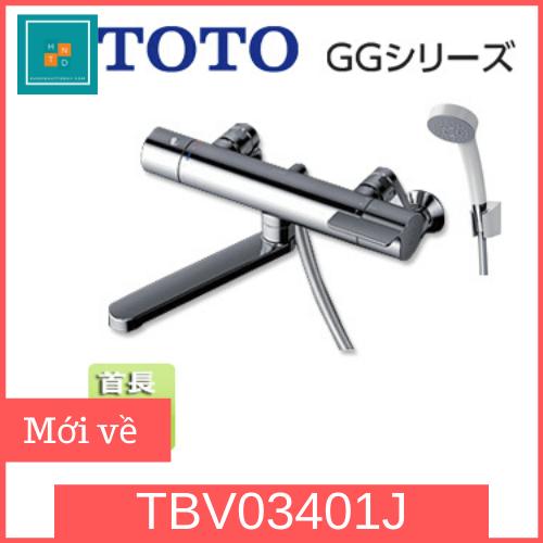 SEN TẮM NHIỆT ĐỘ TOTO TBV03401J model 2020