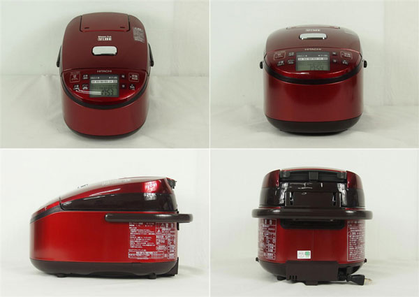 Nồi cơm cao tần Hitachi RZ-WV180M