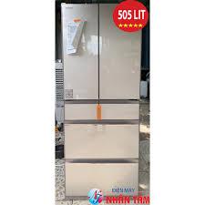 Tủ lạnh Hitachi R-XG51J-XN 505L