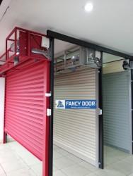 Cửa cuốn tấm liền Fancydoor Series 1