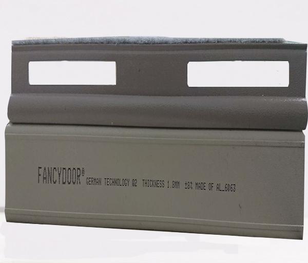 Cửa cuốn khe thoáng Fancydoor Q2