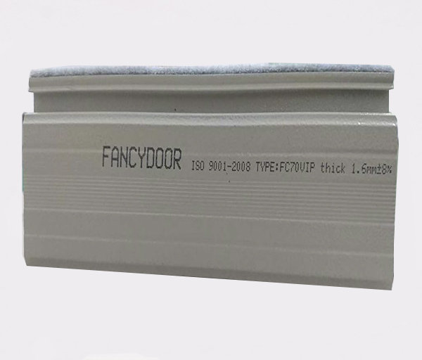Cửa cuốn khe thoáng Fancydoor FC70VIP