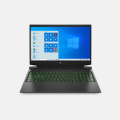 HP Pavilion Gaming 16-a0076ms Core i7-10750H / 8GB / 512GB / GTX1650Ti / Full HD / Win 10