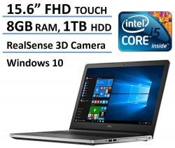 DELL Inspiron 5559 i5-6200U/8G/1TB/touch 15.4 FHD/WIN 10 Home