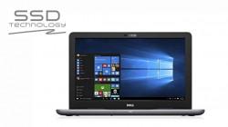 Dell Inspiron 5567-7526GRY Core i7-7500U/8G/256SSD/15.6LED/W10/Backlit KBD