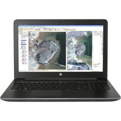 HP Zbook 15 G3 Xeon E3-1505M / 16GB / SSD 256GB / 4K / M2000M / Win10 Pro