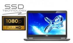 Dell Latitude E7470 Core i5-6300U/8G/256SSD/FHD/W10Pro/ carbon fiber/From USA