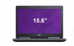 Dell Precision 7520 Core i7-6820HQ/16G/Quadro M1200/1TB/15.6FHD/W10Pro