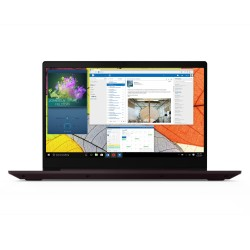 Lenovo IdeaPad S145 81W800K3US Core i3-1005G1/4G/128SSD/W10H /15.6/Dark Orchid
